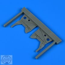 Hawker Hurricane undercarriage covers - 1/48 - Airfix
