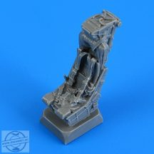 Mirage III/IAI C-2 Kfir ejection seat with safety belts - 1/48