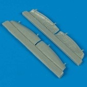 Mosquito underccarriage covers - 1/72 - Tamiya