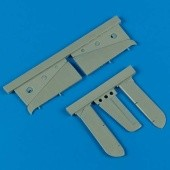 F6F Hellcat separated tail planes - 1/72 - Eduard