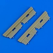 Dornier Do 17Z  Undercarriage Covers - 1/72 - Airfix