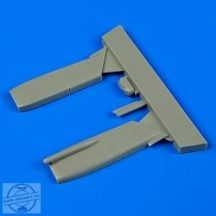 F-16C Fighting Falcon parachute cover Hellenic Air Force - 1/72 - Tamiya
