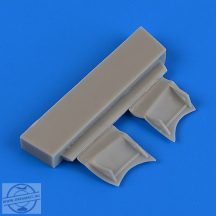 F4F-4 Wildcat undercarriage covers - 1/72 - Airfix