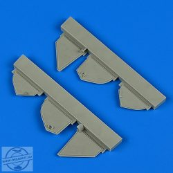 Defiant Mk.I undercarriage covers - 1/72 - Airfix