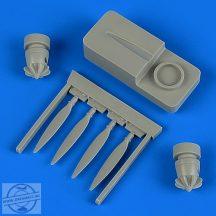 Fw 189 propellers w/tool - ICM