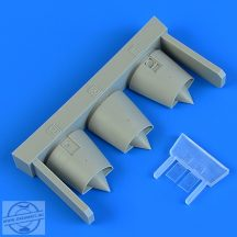 Mirage F.1 air intakes - 1/72 - Special Hobby