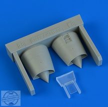Mirage F.1B air intakes - 1/72 - Special Hobby