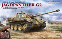 Sd.Kfz.173 Jagdpanther G2 - 1/35
