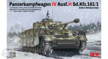 Panzer IV Ausf.H - 1/35