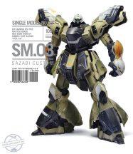 SM.03 - Sazabi Custom