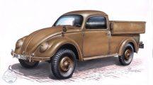 "VW type 825 ""Pick Up"""