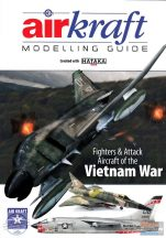 Fighters and Attack Aircraft of the Vietnam War - Modelling guide