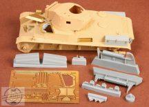 Toldi I (A20-B20) exterior set for Hobbyboss kit - 1/35