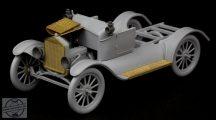 Ford Model T basic update set for ICM kit - 1/35