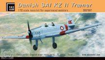 Danish SAI KZ-II Traener - 1/72