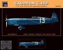 Caudron C.450 - 1/72
