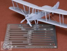 Royal Aircraft Factory BE.2c rigging wire set for Airfix kit - 1/72