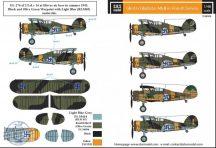Gloster Gladiator Finnish Air Force WW II - 1/48