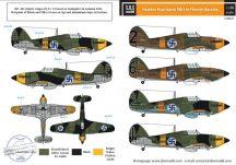 Hawker Hurricane Mk. I. Finnish Air Force WW II - 1/48