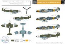 Messerschmitt Bf-109G-6 Finnish Air Force WW II - 1/48