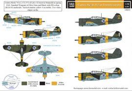 Curtiss Hawk 75A in Finnish Service - 1/48
