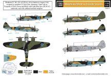 Bristol Blenheim Mk.IV Finnish Air Force WW II - 1/48