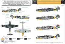 Messerschmitt Bf-109G-6 magyar szolgálatban VOL. II. - 1/48