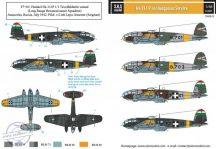 Heinkel He-111 P magyar szolgálatban - 1/48