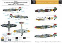Messerschmitt Bf-109F magyar szolgálatban VOL. I. - 1/48