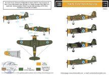 Fiat G.50 Finnish Air Force WW II - 1/48