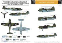 Finnish Fighters - Post War Markings - 1/48