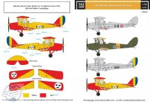 De Havilland DH-82A Tiger Moth 'Nordic Air Forces' - 1/48