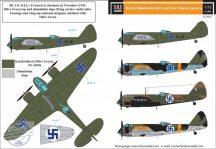 Bristol Blenheim Mk. I-II finn szolgálatban II. vh. - 1/72