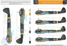 Junkers Ju-88 A-4 finn szolgálatban II. vh. - 1/72