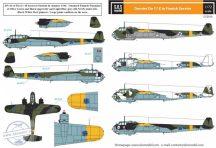 Dornier Do-17 finn szolgálatban II. vh. - 1/72