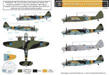 Bristol Blenheim Mk. IV. in Finnish Service - 1/72