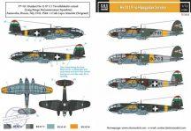 Heinkel He-111 P magyar szolgálatban - 1/72