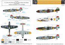 Messerschmitt Bf-109F magyar szolgálatban VOL. I. - 1/72