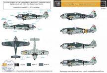 Focke-Wulf Fw-190 F-8 in Hungarian Service - 1/72