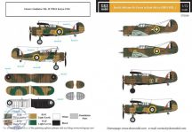 South African Air Force in East Africa WW II VOL.I - 1/72
