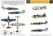 Hans Wind - Finland's Top Ace WW II Vol.II - 1/72