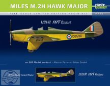Miles M.2H Hawk Major 'RAF trainer WW II' - 1/72