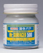Mr. Surfacer 500 40ml   (Felületkiegyenlítő, alapozó)