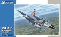 """SAAB SK-37E Stör-Viggen """"Electronic Warfare Agressor"""" - 1/48"""