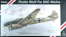 FW-58C Weihe - 1/72