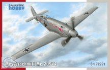 Messerschmitt Me 209V4 - 1/72