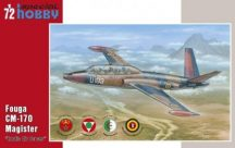 "Fouga Magister ""Exotic Air Forces"""