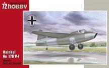 """Heinkel He 178 V-1 """"First World Jet"""""""