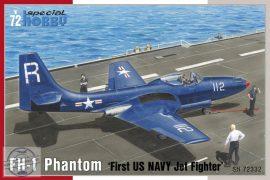 FH-1 Phantom 'First US NAVY Jet Fighter' - 1/72