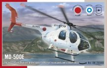 MD-500E Helicopter